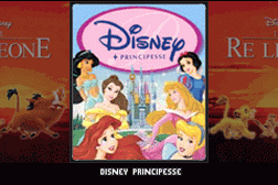 2 Games in 1 - Disney Principesse + Il Re Leone