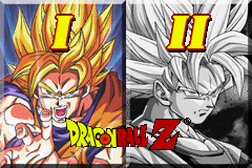 2 Games in 1 - Dragon Ball Z - The Legacy of Goku I & II