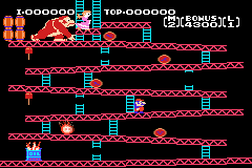 Classic NES Series - Donkey Kong
