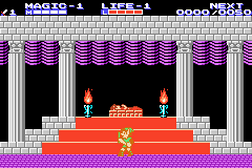 Classic NES Series - Zelda II - The Adventure of Link