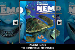 2 Games in 1 - Finding Nemo + Finding Nemo - The Continuing Adventures