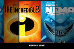 2 Games in 1 - Finding Nemo + The Incredibles