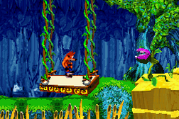 Crash Bandicoot Purple - Ripto's Rampage