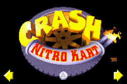 Crash Superpack - Crash Bandicoot 2 - N-Tranced + Crash Nitro Kart
