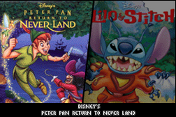 2 Games in 1 - Lilo & Stitch 2 + Peter Pan - Return to Neverland