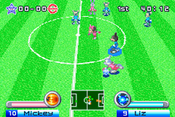 Disney Sports - Soccer