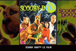2 Games in 1 - Scooby-Doo + Scooby-Doo 2 - Les Monstres Se Dechainent
