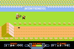 Famicom Mini Vol. 04 - Excitebike