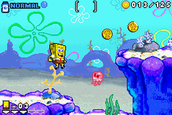 2 Games in 1 - SpongeBob SquarePants - Revenge of the Flying Dutchman + SpongeBob SquarePants - SuperSponge