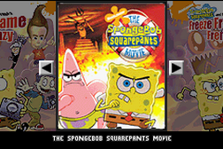 2 Games in 1 - The SpongeBob SquarePants Movie + SpongeBob SquarePants and Friends - Freeze Frame Frenzy