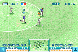 International Superstar Soccer Advance