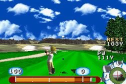 JGTO Kounin Golf Master - Japan Golf Tour Game