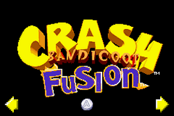 2 in 1 - Crash & Spyro Super Pack Volume 3 - Spyro Fusion + Crash Bandicoot Fusion