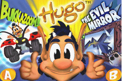 2 in 1 - Hugo - Bukkazoom! + Hugo - The Evil Mirror