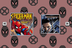 2 in 1 Game Pack - Spider-Man - Mysterio's Menace + X2 - Wolverine's Revenge