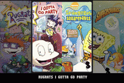 3 Games in 1 - Rugrats - I Gotta Go Party + SpongeBob SquarePants - SuperSponge + Tak and the Power of Juju
