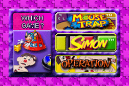 Mousetrap, Operation, Simon