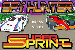 Spy Hunter, Super Sprint