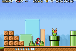 Super Mario Advance 4 - Super Mario Bros. 3