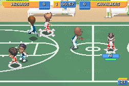 Backyard Sports - Basketball 2007
