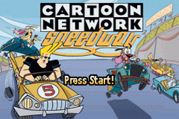 2 Games in 1 - Cartoon Network Block Party + Cartoon Network Speedway
